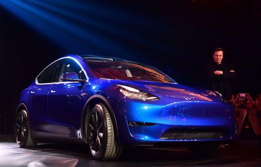 El nuevo Tesla Model