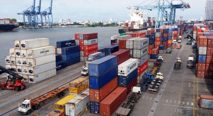 Porto de Itajaí registrou em abril aumento de 29% na movimentação