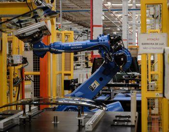 Exportação de máquinas cresce 21,6% em abril e supera US$ 1 bilhão pela 1ª. vez em 63 meses