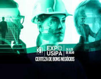 EXPO USIPA  31ª Exposição Comercial Industrial e Prestação de Serviços