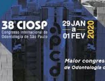 38ª Congresso Internacional de Odontologia de São Paulo/Feira Internacional de Odontologia de São P