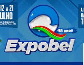 EXPOBEL  -  50ª Exposição Agropecuária e Industrial de Bela Vista/MS