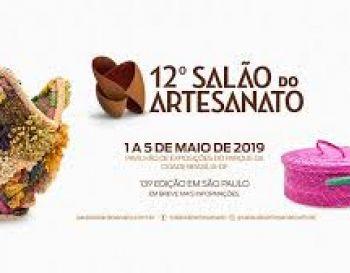 SALÃO DO ARTESANATO 12ª Salão do Artesanato