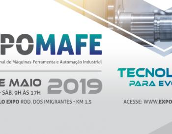 EXPOMAFE  2ª Feira Internacional de Máquinas-Ferramenta e Automação Industrial