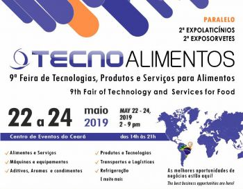 TECNOALIMENTOS  9th Fair of Food Technologies, Products and Services