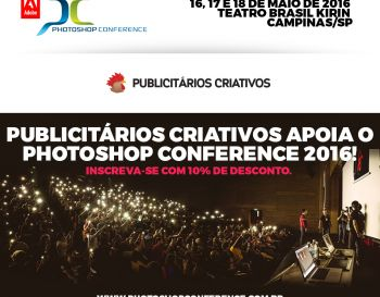 PHOTOSHOP CONFERENCE  16ª Photoshop Conference
