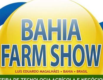 BAHIA FARM SHOW  15ª Feira de Tecnologia Agrícola e Negócios