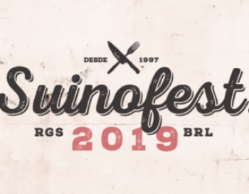 FESTIVAL DE COMPRAS DA SUINOFEST  12th Suinofest Purchase Festival